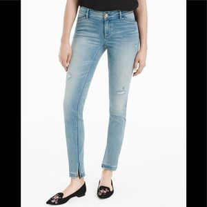 White House Black Market • SKIMMER JEANS